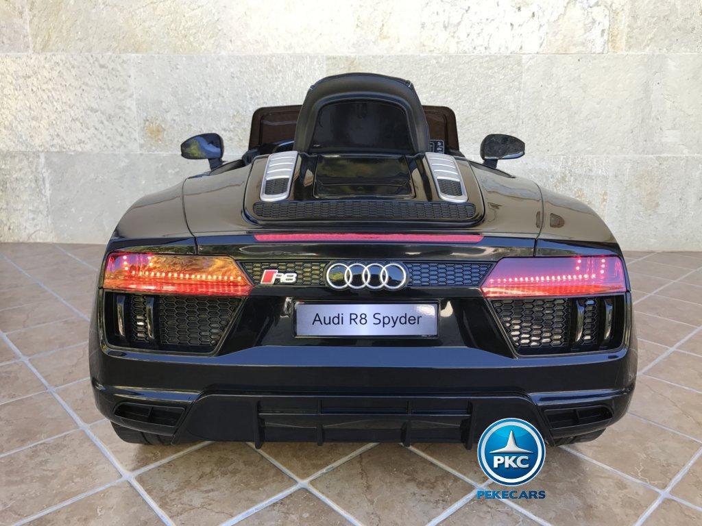 Audi R8 12V para niños, Pekecars, vista trasera width=