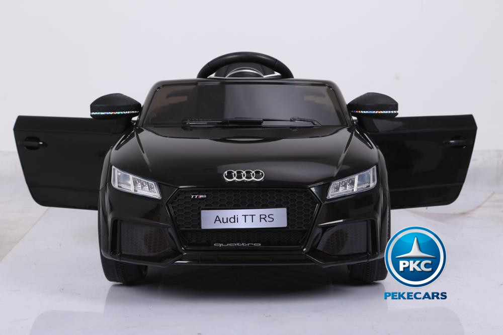 AUDI TT RS NEGRO FRONTAL width=