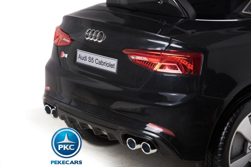 AUDI RS5 NEGRO FRONTAL width=