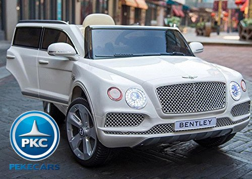 BENTLEY BLANCO FRONTAL