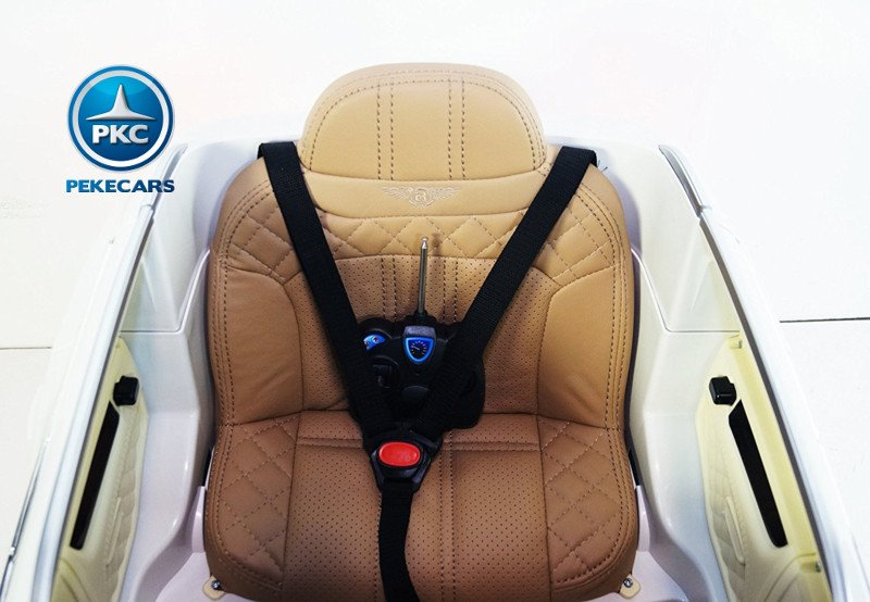 BENTLEY BLANCO ASIENTO