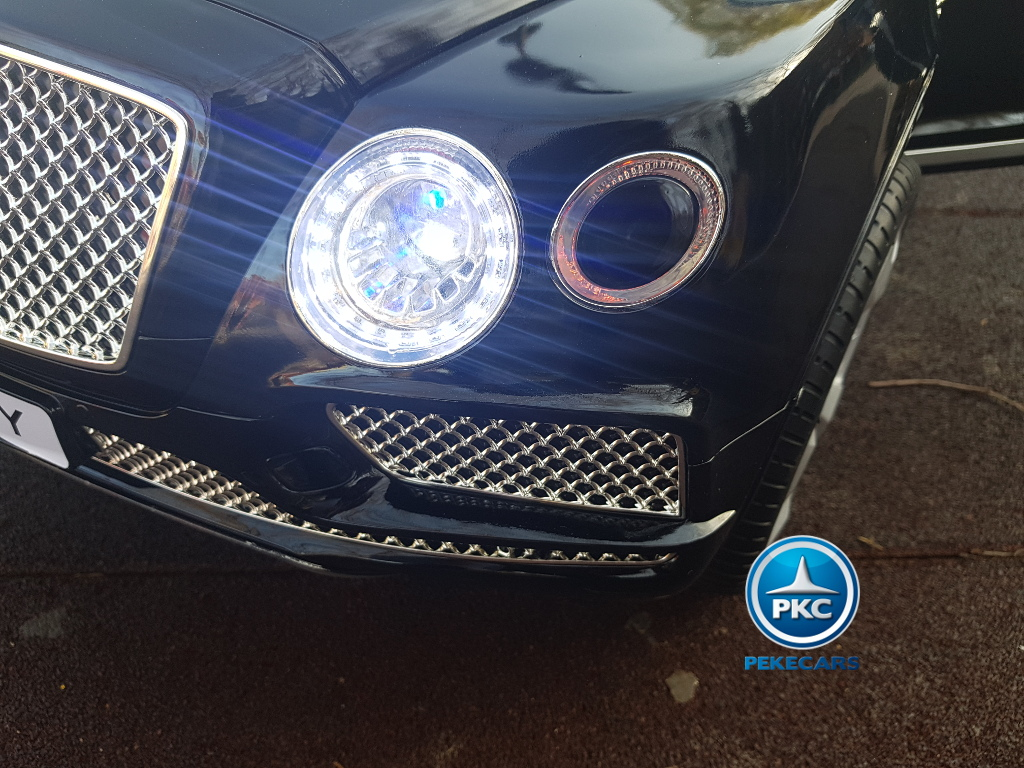 Bentley Bentayga Negro 12V 2.4G | Inforchess