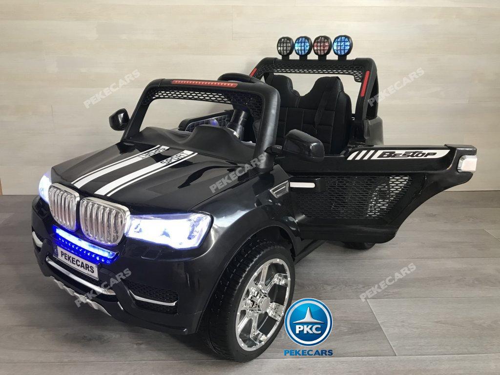 BMW X7 Style 2 plazas negro width=