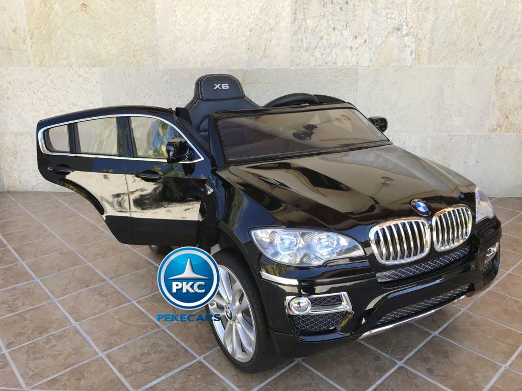 BMW X6 NEGRO LATERAL DERECHO width=