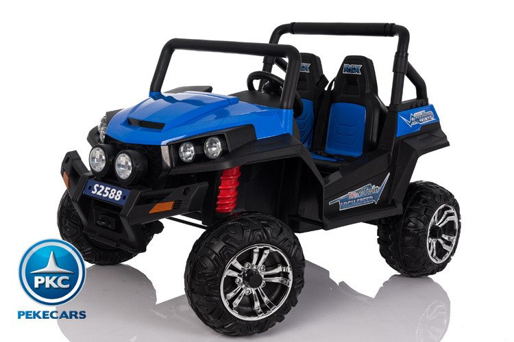 Beach Buggy Color Azul 12V