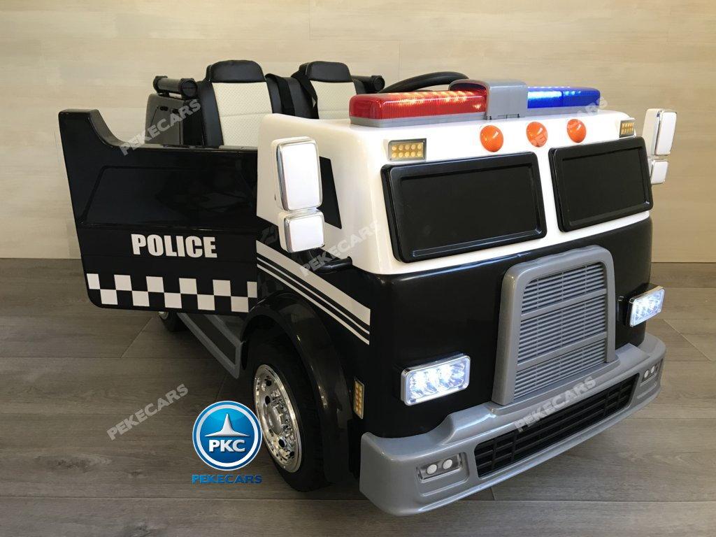 CAMION POLICIA LATERAL DERECHO
