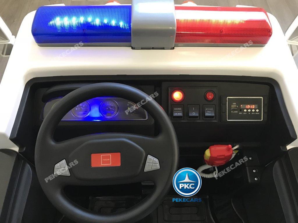CAMION POLICIA VOLANTE