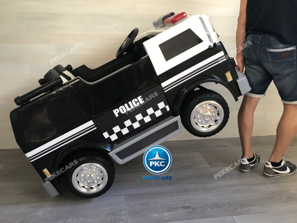 CAMION POLICIA STROLLER width=