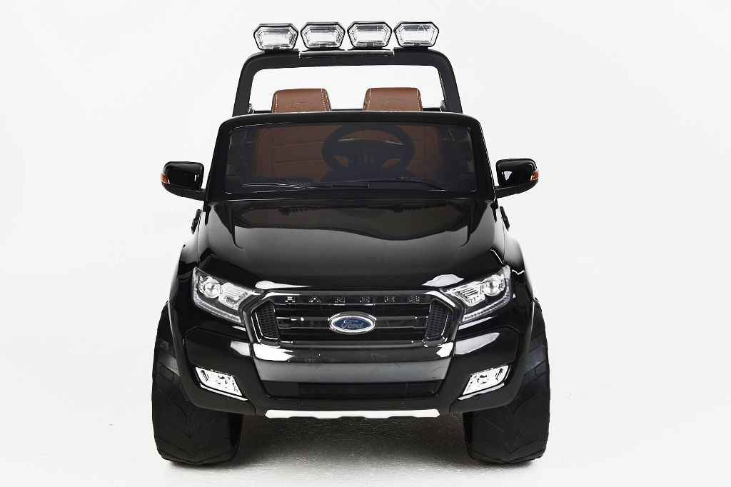 FORD RANGER MP4 NEGRO FRONTAL