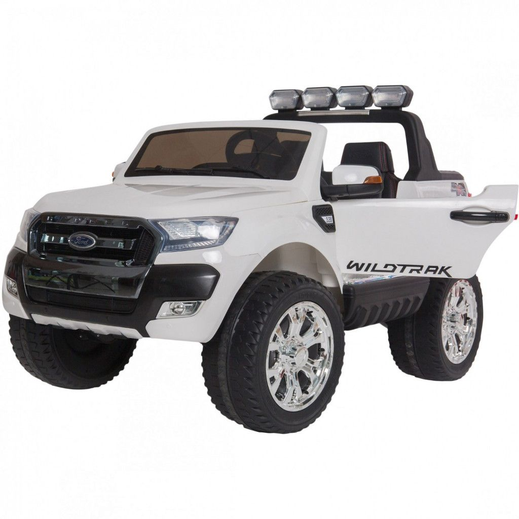 Pekecars Ford Ranger 2019 Blanco 4X4 MP4