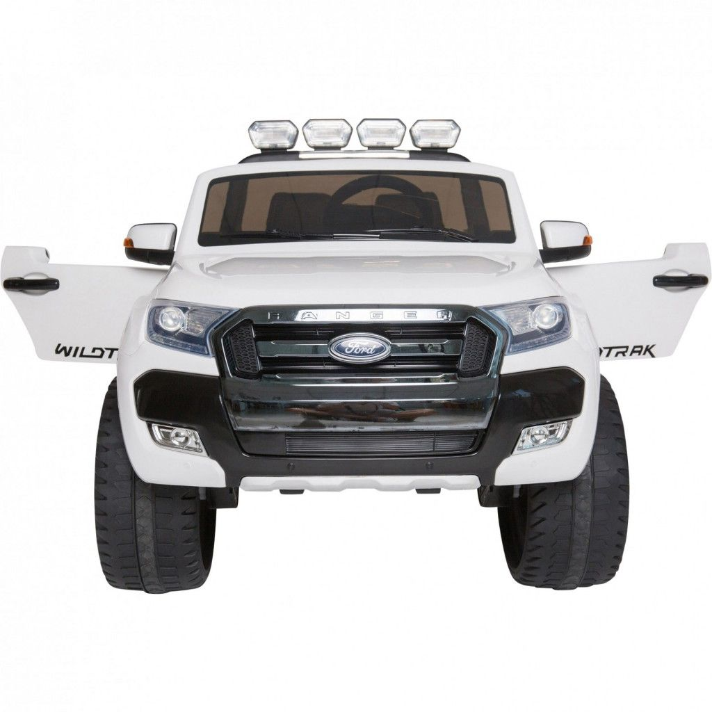 FORD RANGER BLANCO MP4 FRONTAL