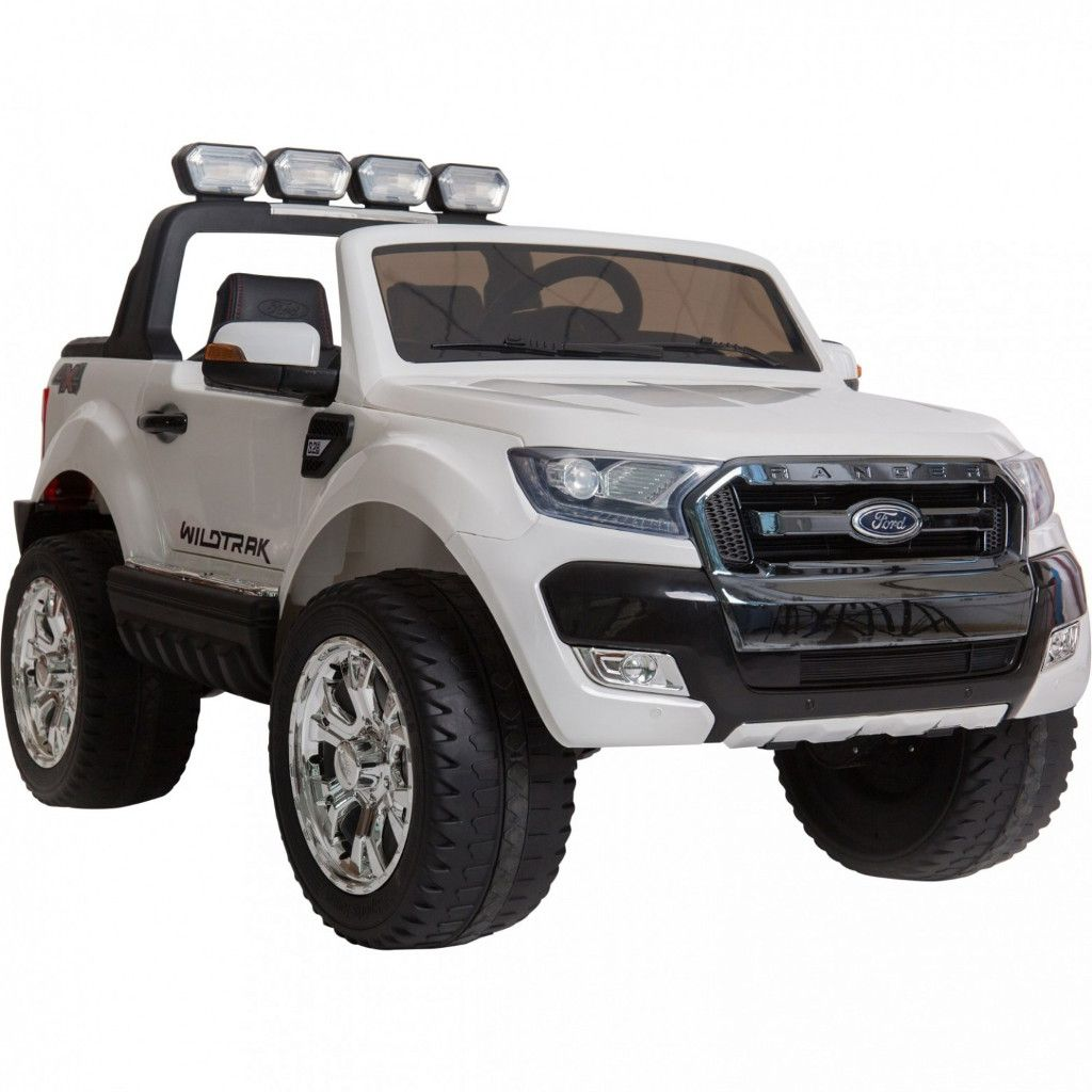 FORD RANGER BLANCO MP4 LATERAL DERECHO