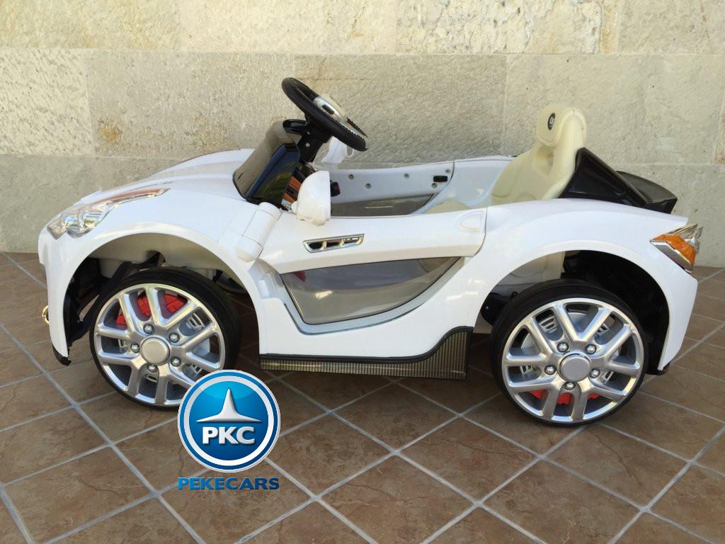 GT deportivo blanco lateral izquierdo width=