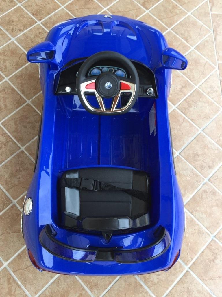 mi primer deportivo 6v azul superior