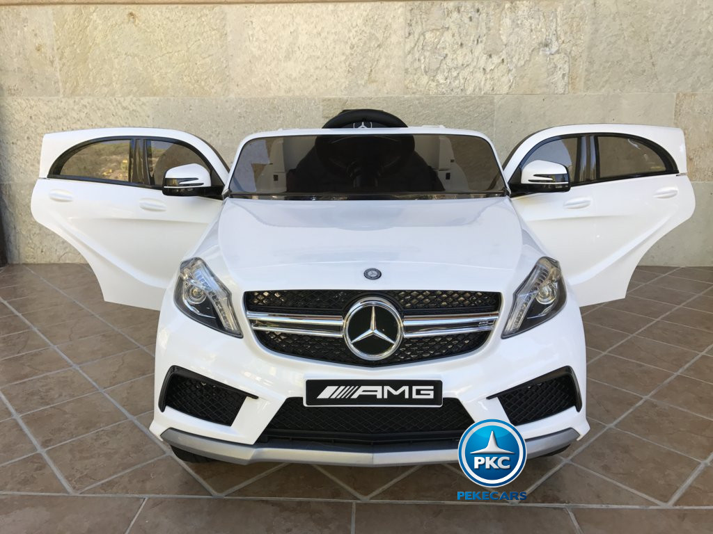 MERCEDES A45 BLANCO FRONTAL