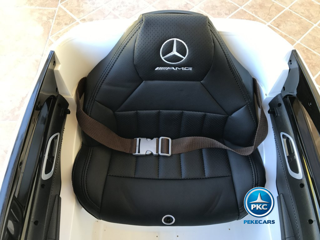MERCEDES A45 BLANCO ASIENTO width=