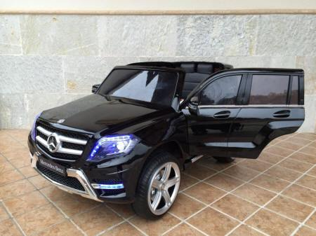 Mercedes GLK350 12V 2.4G color Negro