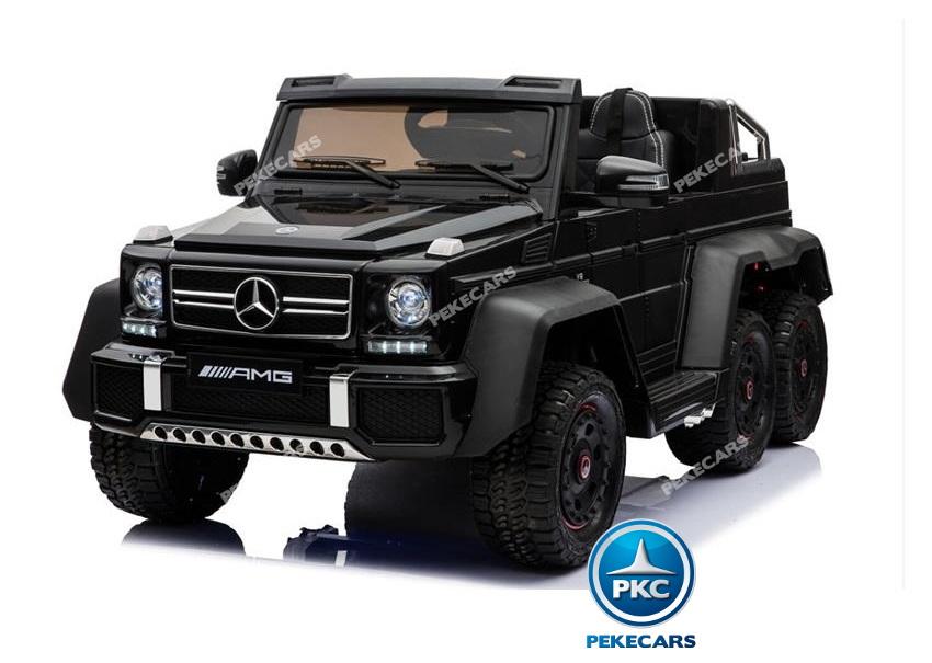 New Mercedes G63 2019 12V 2.4G Negro width=