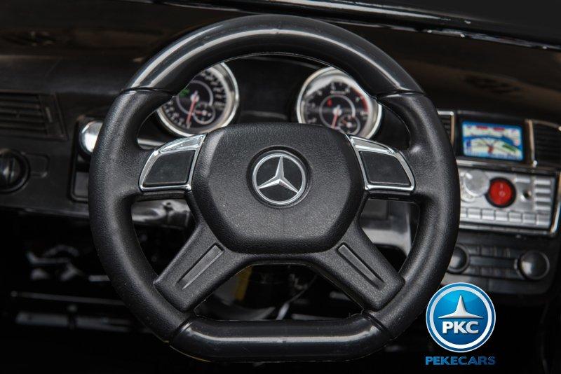 Volante con sonidos y música Mercedes GL63 width=