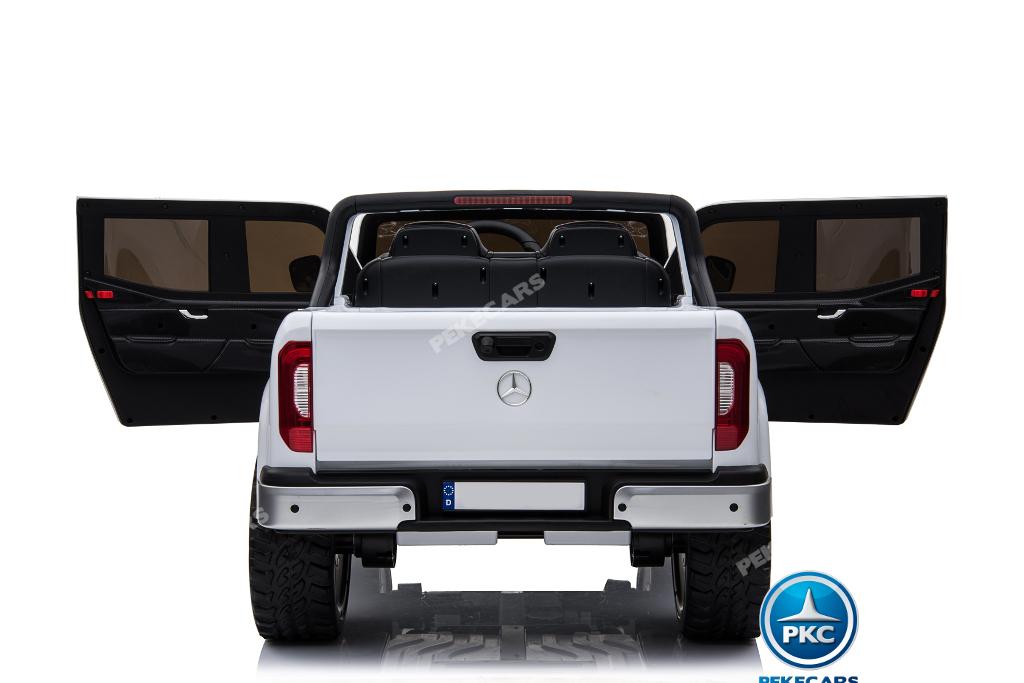 Furgoneta Mercedes Pickup X class Blanca width=