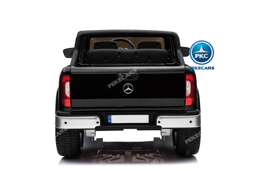 Furgoneta Mercedes Benz Pickup X Class 2 plazas Negro