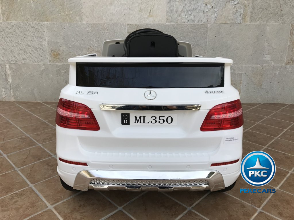 MERCEDES ML350 POSTERIOR width=