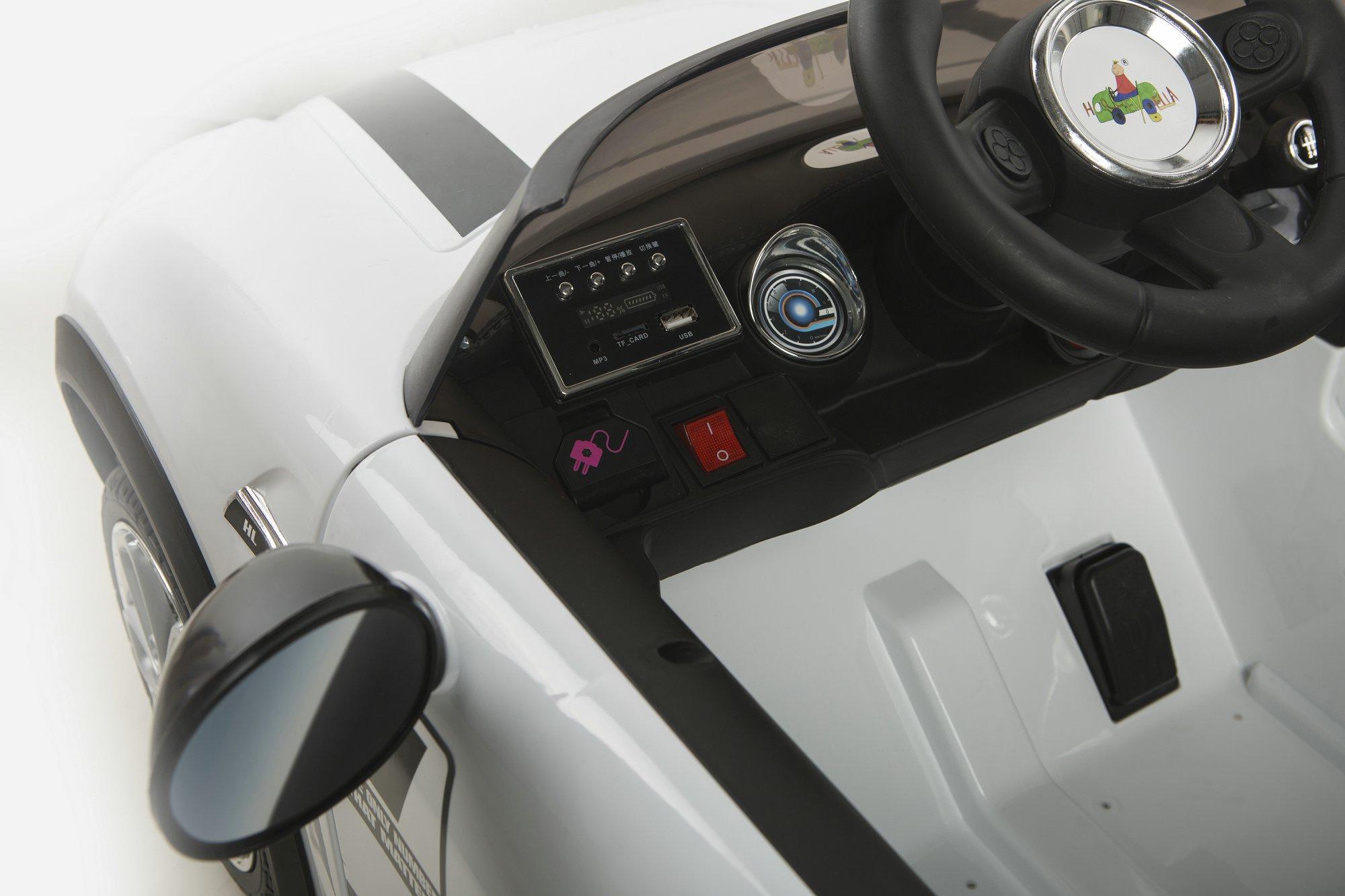 mini luxe style blanco dashboard