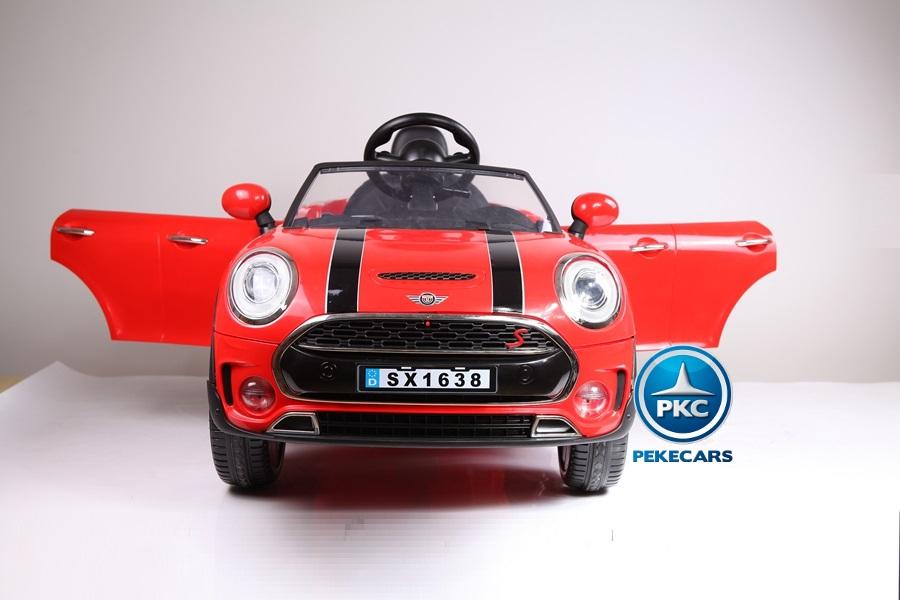 pekecars mini style rojo frontal width=