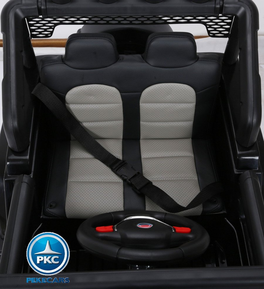 MONSTER JEEP NEGRO ASIENTO width=