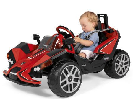 Polaris Slingshot RC 12V para niños
