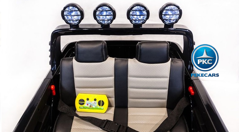 JEEP HAPPER NEGRO ASIENTO