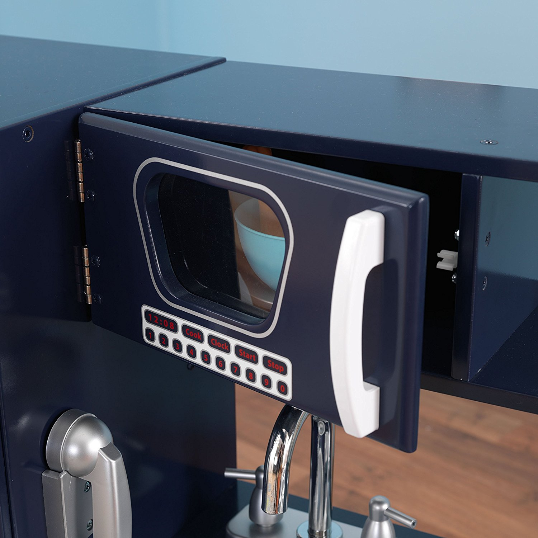 Kidkraft Cocina 53296 Retro Azul Marino
