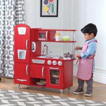 Cocinitas de madera para ni os kidkraft y howa tiendas - Cocinas para ninos de juguete ...