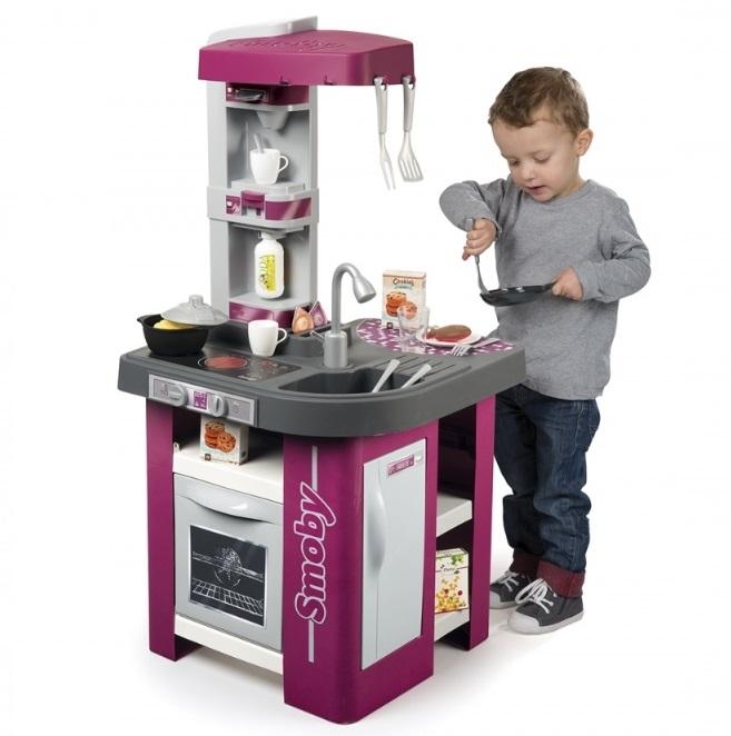 Cocina Studio con niño