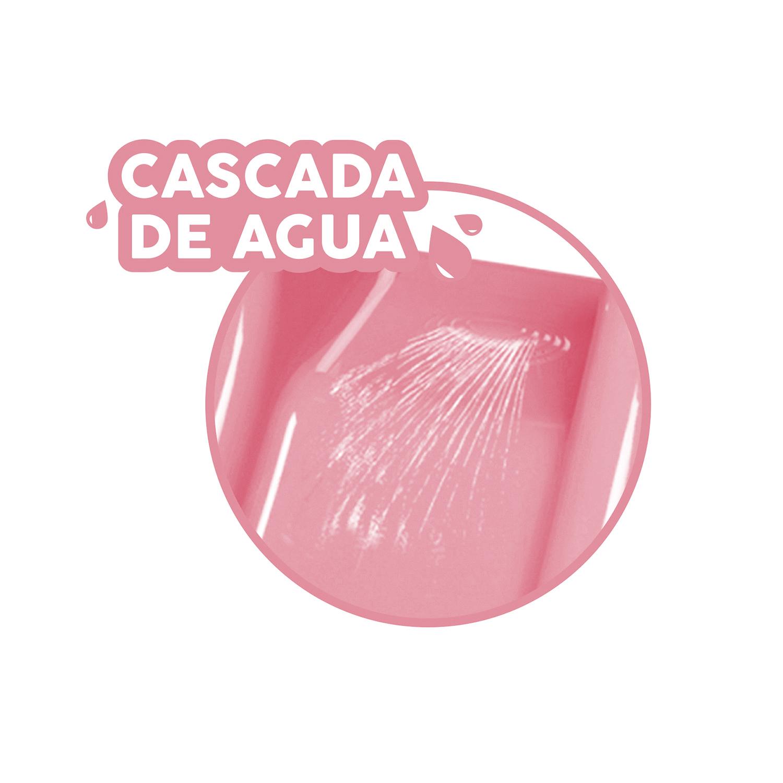 tobogan para niñas rosa width=