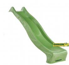 Rampa Tobogan verde 120cm