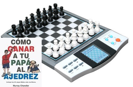 VOICE CHESS PROFESSOR + LIBRO