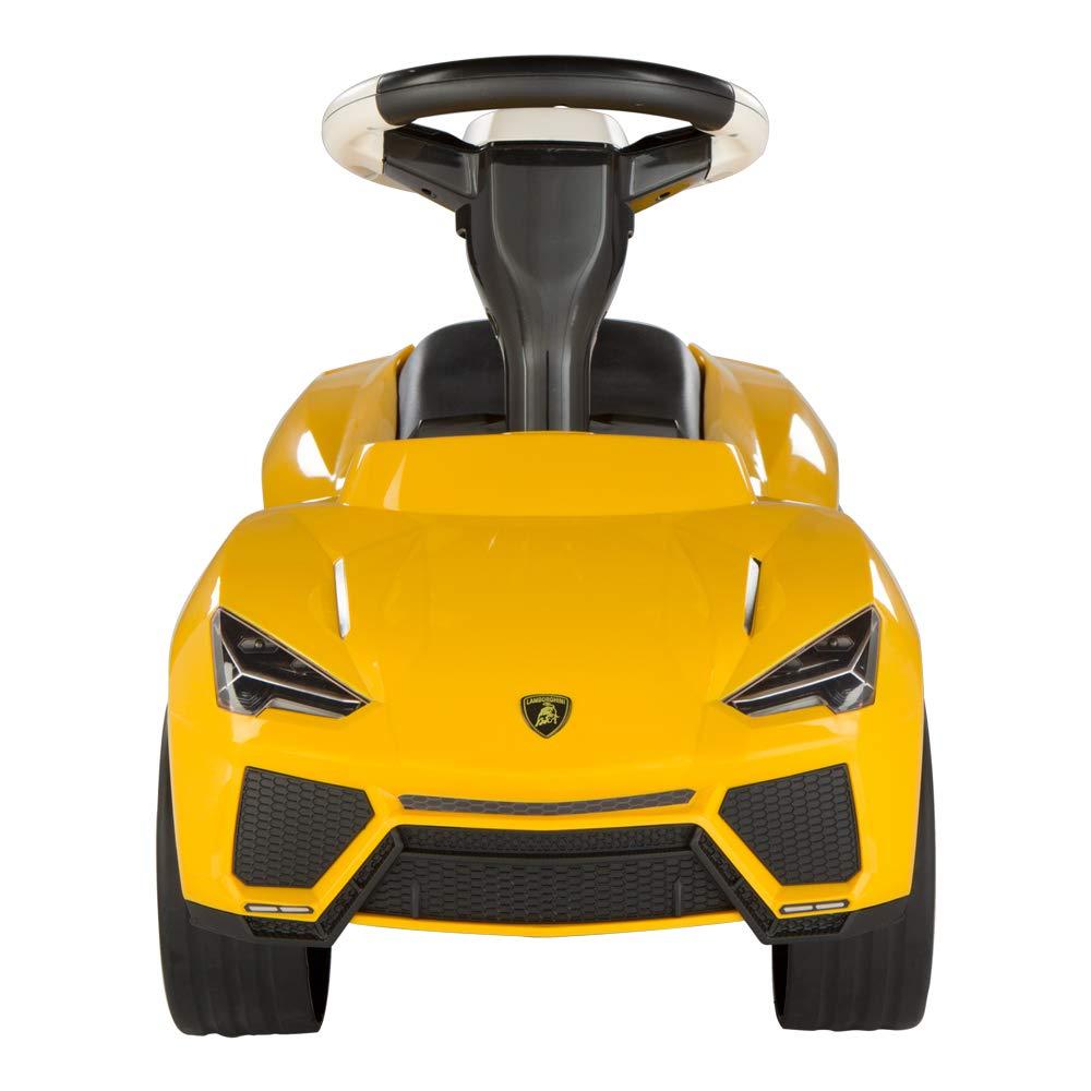 correpasillos de cars amarillo