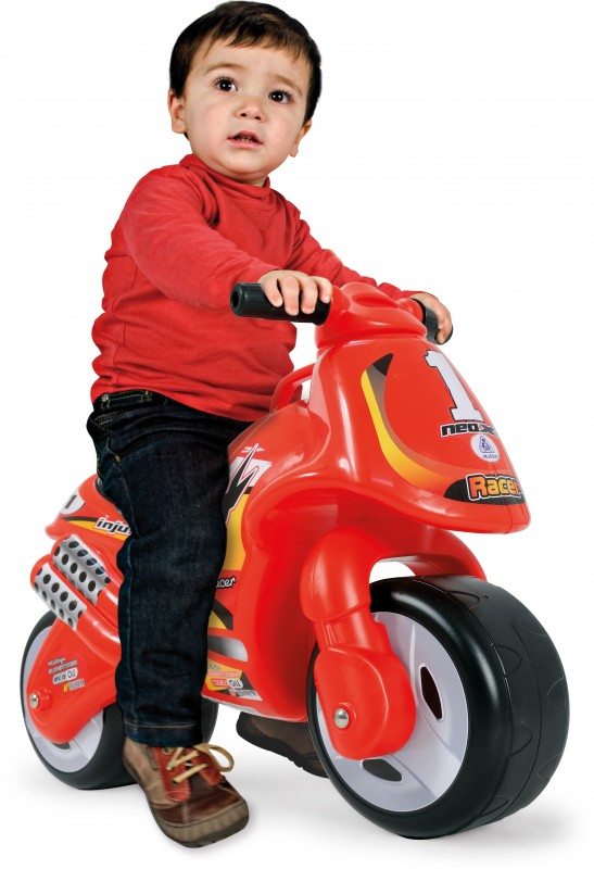 correpasillos moto bebe
