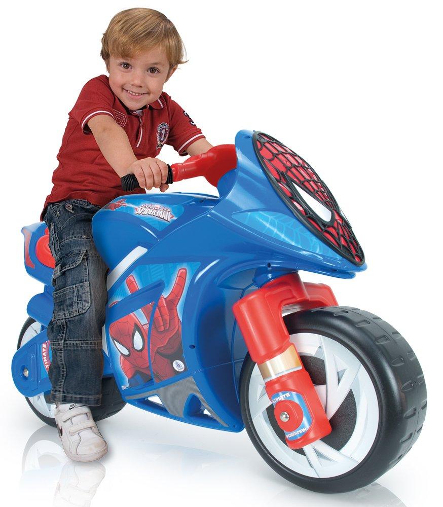 correpasillos dos ruedas azul