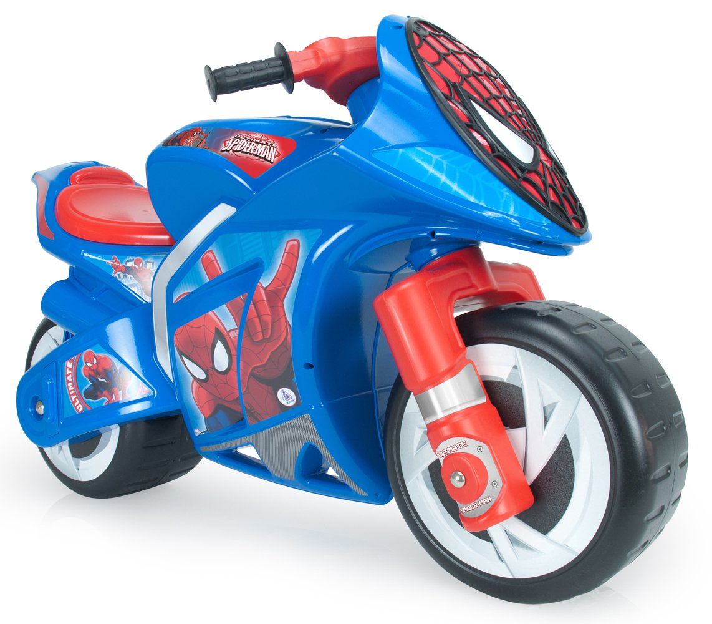 correpasillos azul de dos ruedas