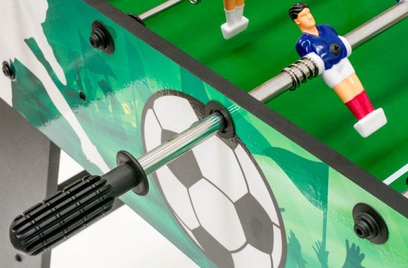 futbolín plegable maracana para niños width=
