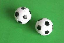 Pack de 2 bolas para futbolín 36 mm