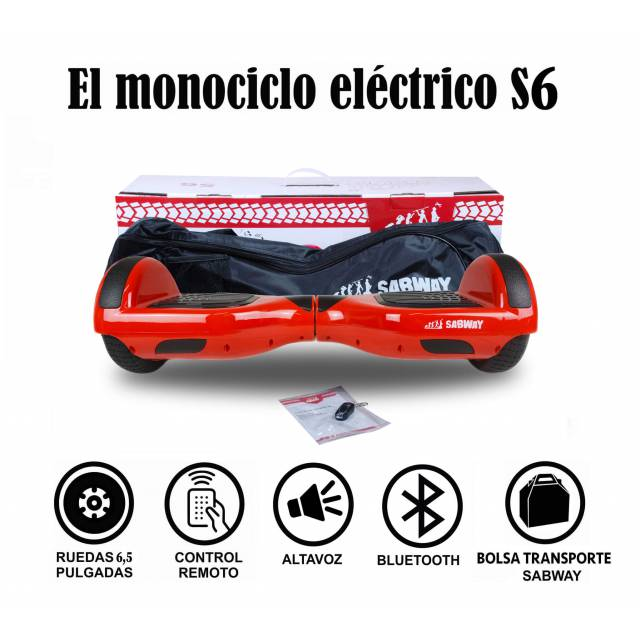 HOVERBOARD S6 SABWAY-1