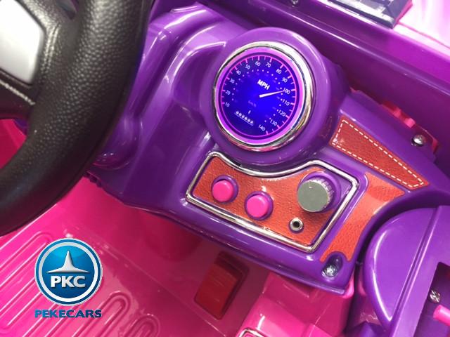 jeep electrico para niñas volti width=