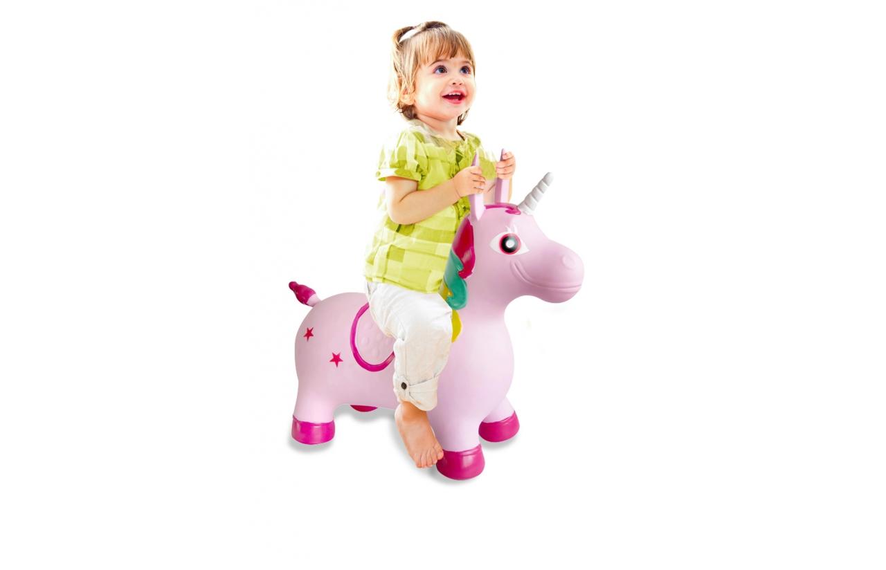 unicornio jamara colorido
