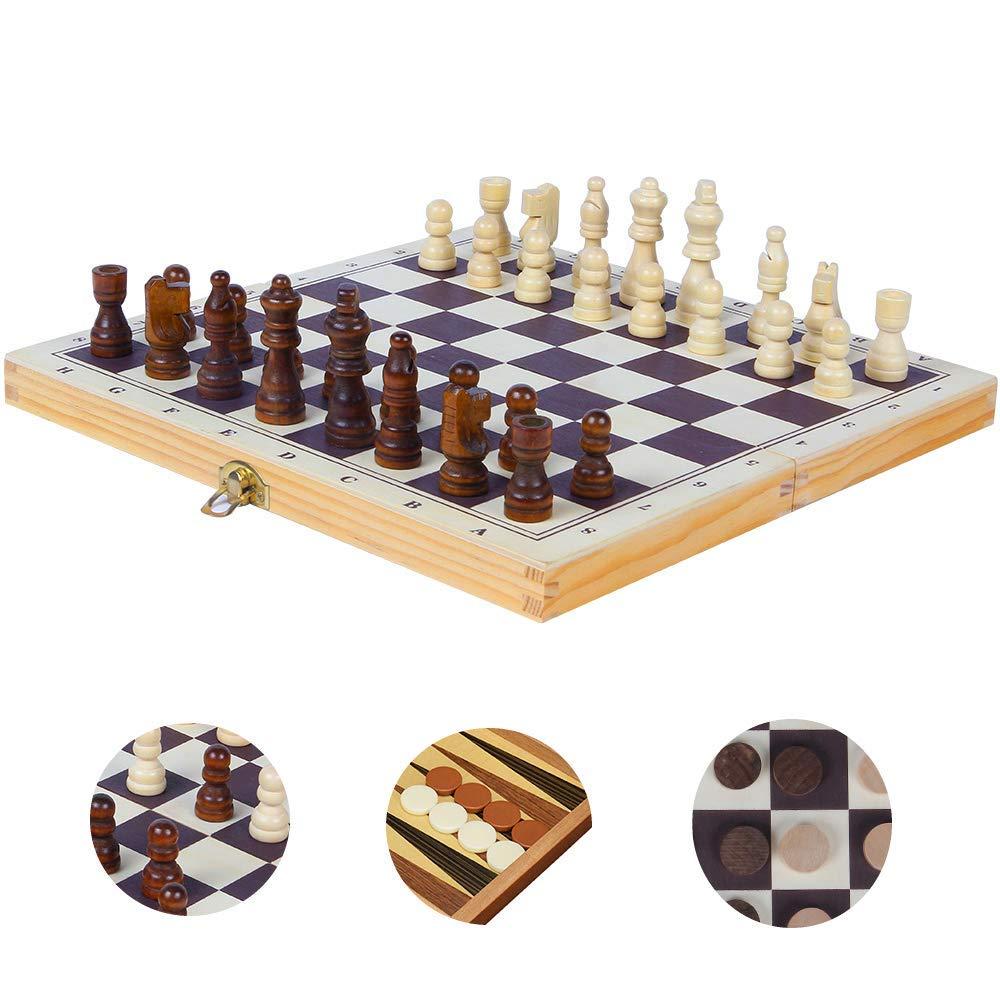 ajedrez 3 en 1