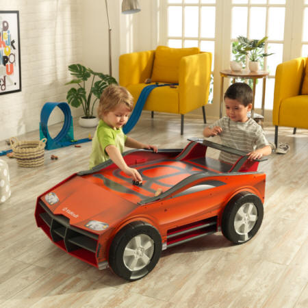 KIDKRAFT 18027 MESA SPEEDWAY PLAY AND STORE