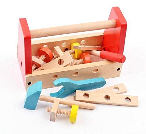 caja herramientas de madera