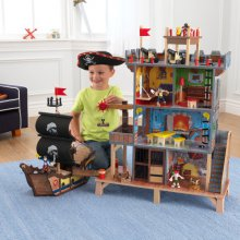 Guarida de piratas Kidkraft 63284